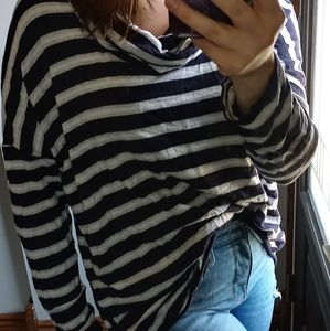 Lou & Grey cozy cowl neck sweater